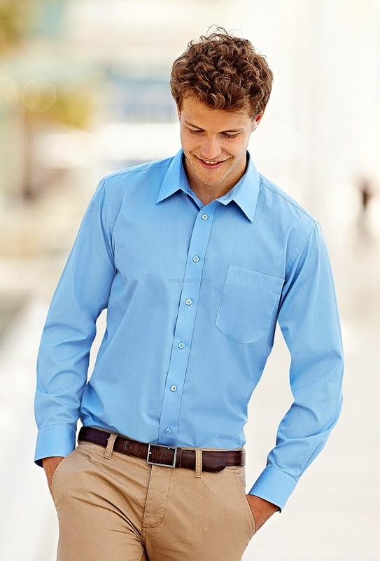 Koszula męska z długim rękawem 65 118 0 Odzież  7WvkG