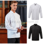 Essential Long Sleeve Chefs Jacket pw901
